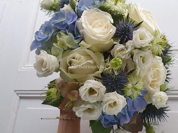 Le bouquet de Zoé