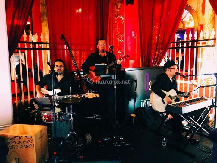 Trio acoustique