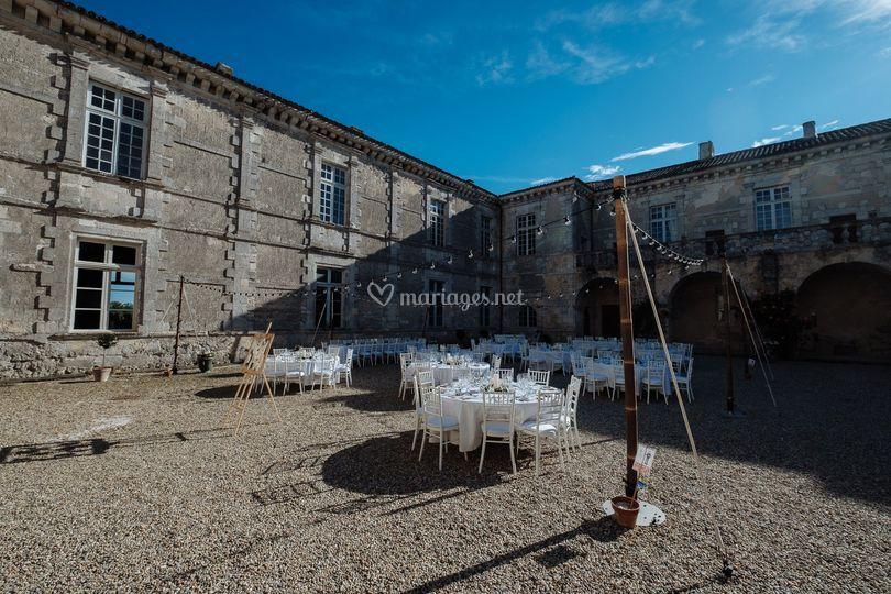 Mariage au Château de Poudenas