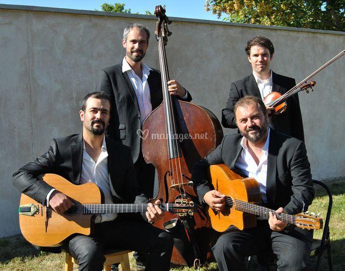 Quartet Guitares Violon