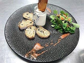 Petit bocal de foie gras
