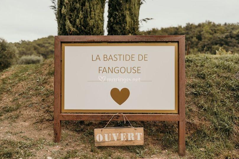 Bienvenue à la Bastide