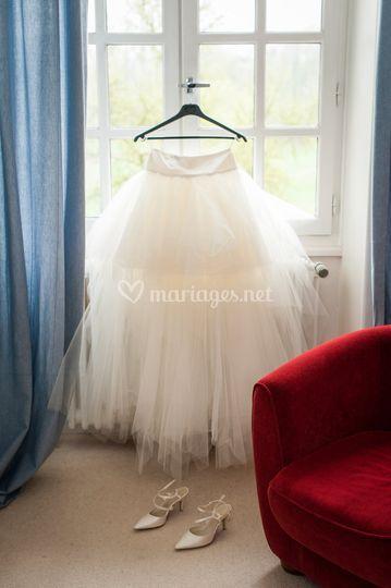 La robe de Caroline