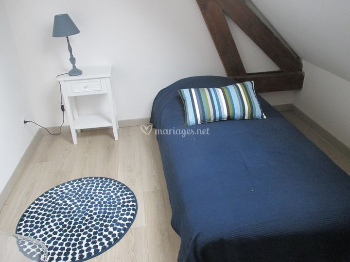 Chambre  1 pers (communs)