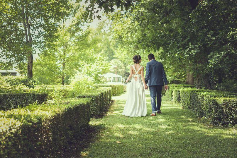 Photo de couple sur Jessica Bossis Photographe