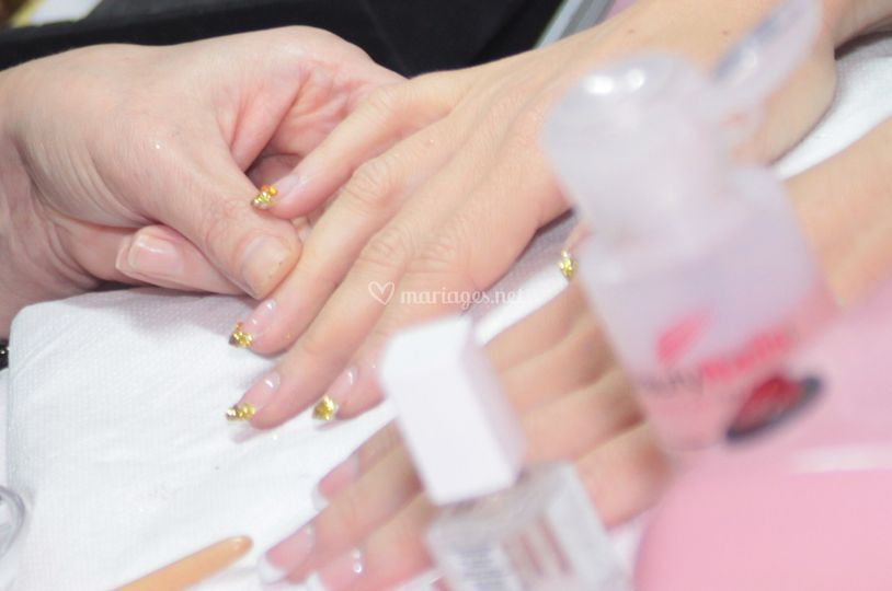 Construction d'ongles