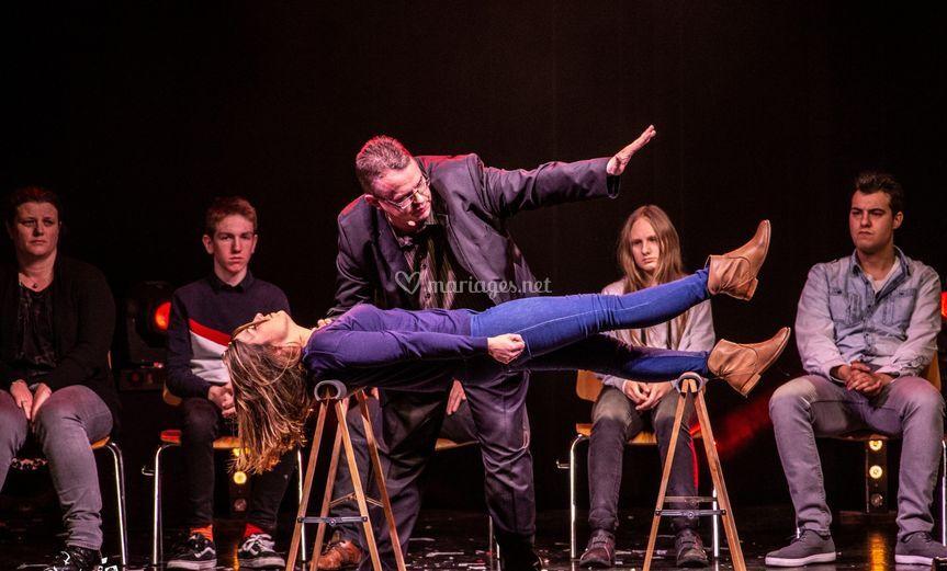 Magiciens - Hypnotiseurs