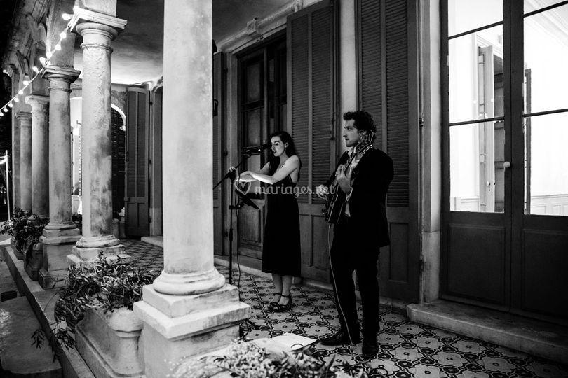 Mariage d'hortense et khalil