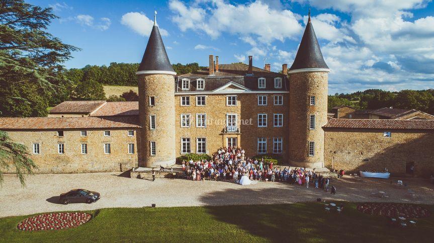 Chateau de Janzé
