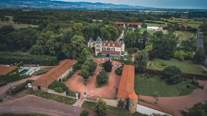 Chateau de Champlong Villerest
