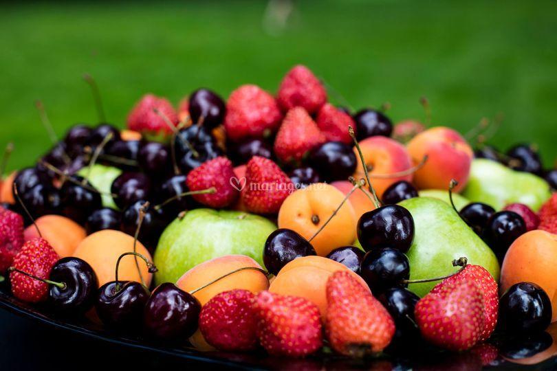 Offrande de fruits juin 2016