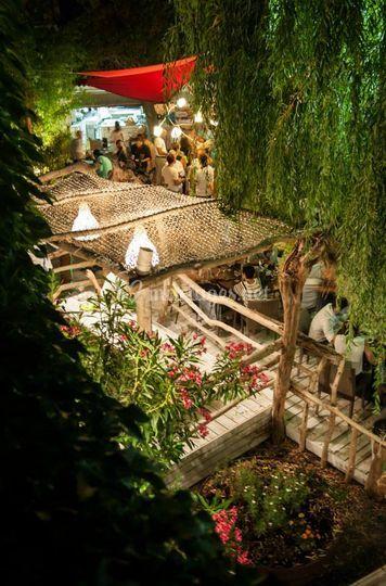 Terrasse de c t jardin photo 2 - Restaurant cote jardin lac 2 ...