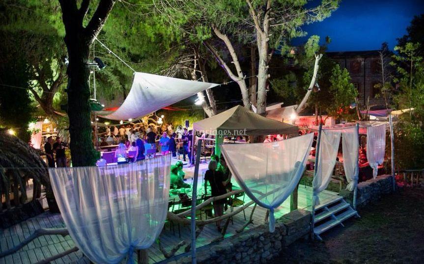 Terrasse du haut de c t jardin photo 5 - Restaurant cote jardin lac 2 ...