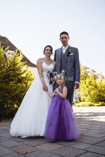 Mariage Fanny & Pierre