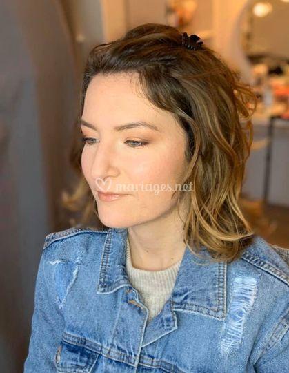 Maquillage jour léger