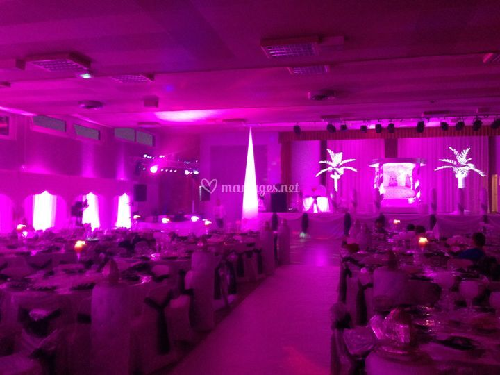 Mariage 700 personnes