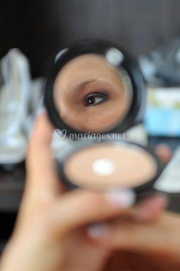 Photo originale maquillage