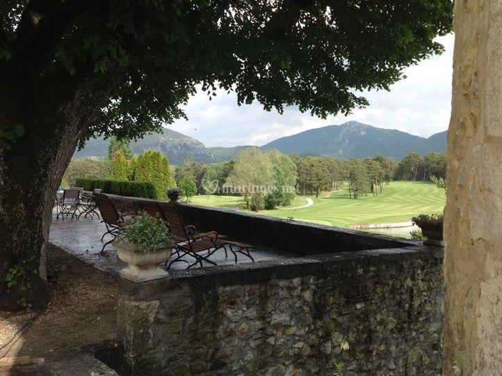 Chateau de Taulane