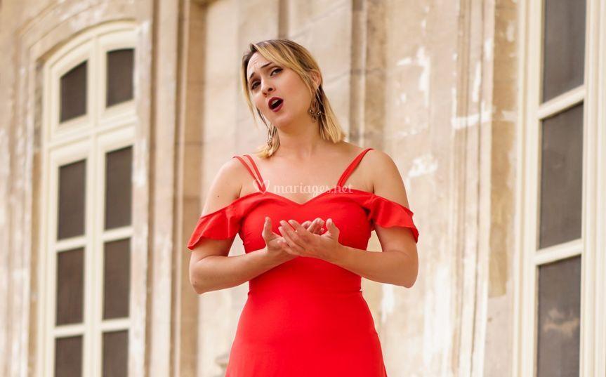 Laurie Jauffret - Chanteuse lyrique