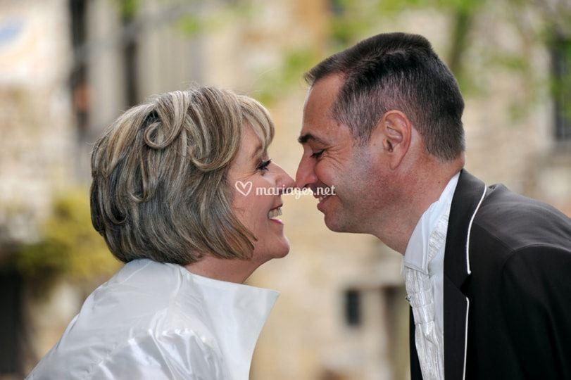 Photo de couple- Pérouges