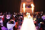 Voilier91 - entrée des mariés