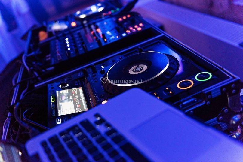 DJ soirée