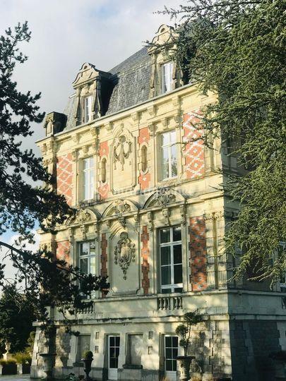 Chateau du Parc Saint Lambert