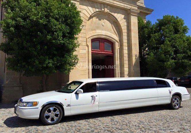 Service de location de limousine
