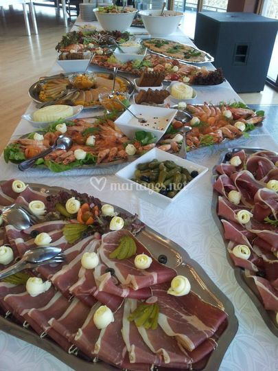 Exemple de buffet