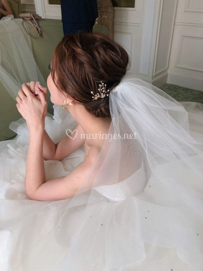 Wedding MUA
