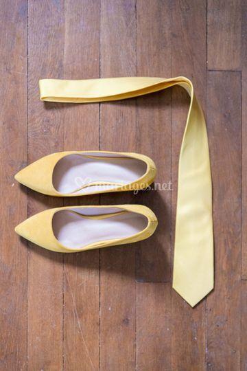 Chaussure - Cravate