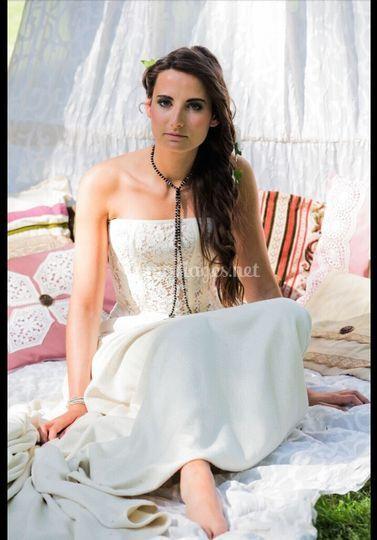 Shooting robe de mariée