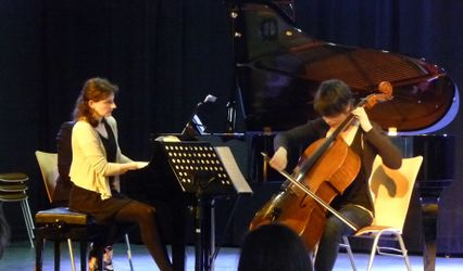 Ambre Tamagna - Violoncelliste 1
