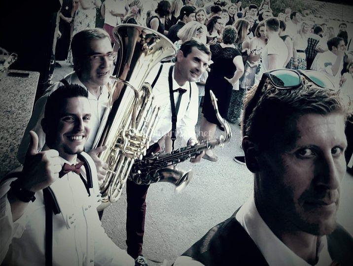 MadSound - Les Musiciens