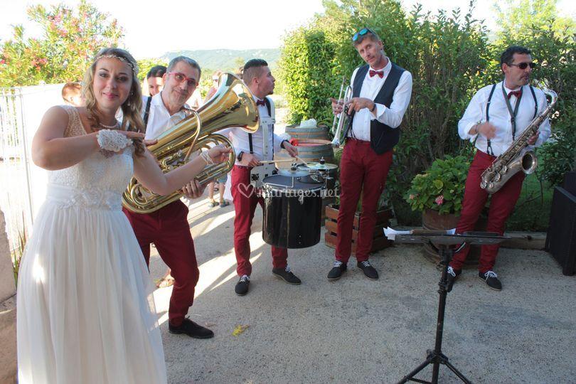 MadSound - La mariée