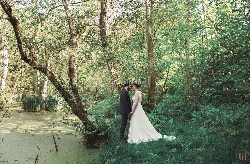 Cyrielle et Clement couple