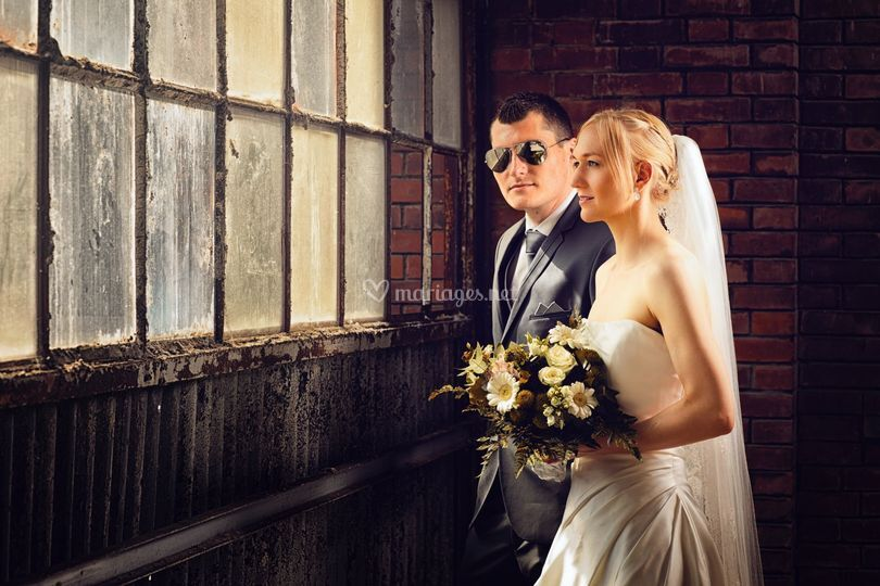 Mariage à DMC