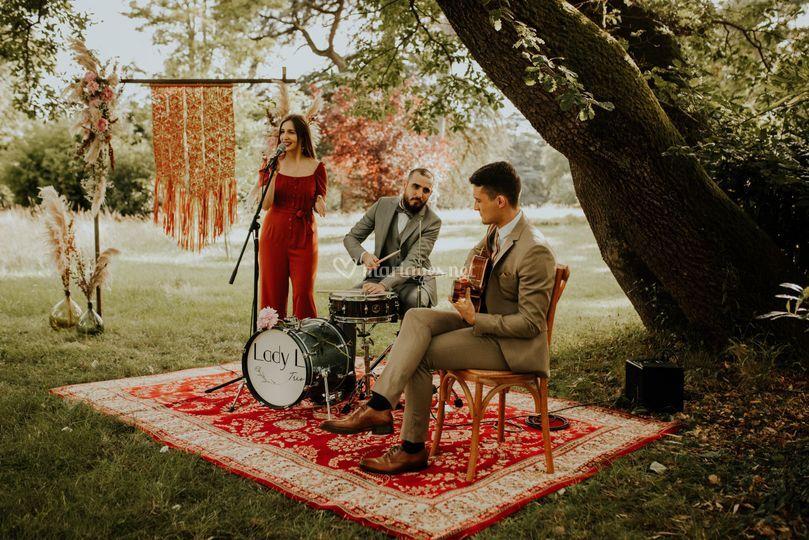 Lady L Trio