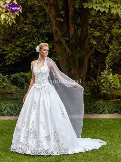 robe de marie envoutement sur point mariage toulouse - Point Mariage Portet Sur Garonne
