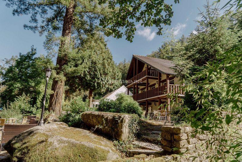 Auberge de Pont Calleck