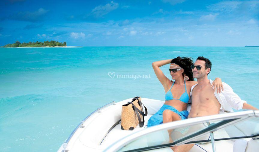 Voyage de noces - Maldives