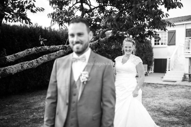 Mariage à La grange du Prieuré