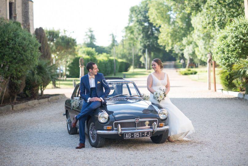 Mariage Manoir de la Jahotière