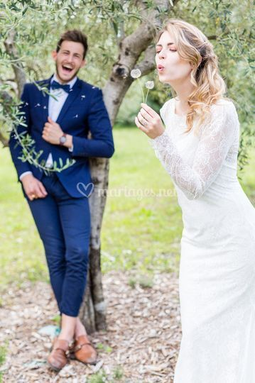 Mariage - photos de couple