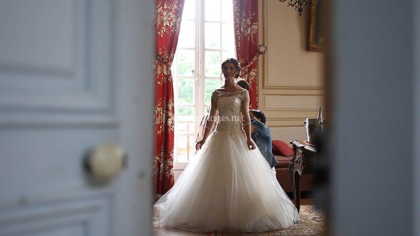 Vidéo Mariage Princesse