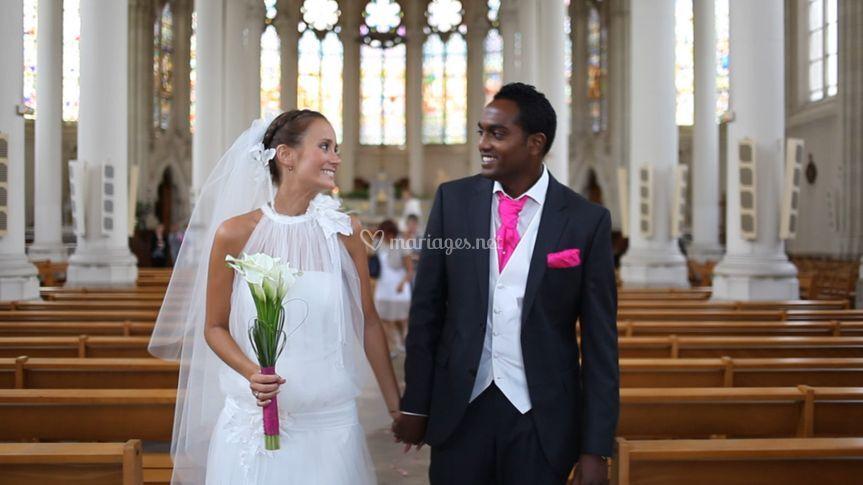 Vidéo Mariage mixte