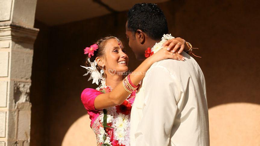 Mariage franco-hindou