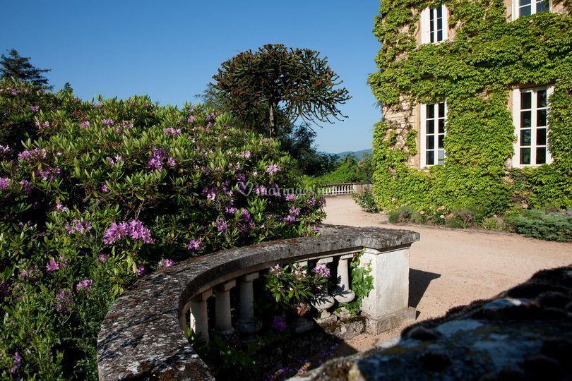 Extérieur Chateau