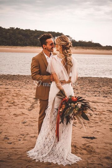 Mariage Nomade Chic