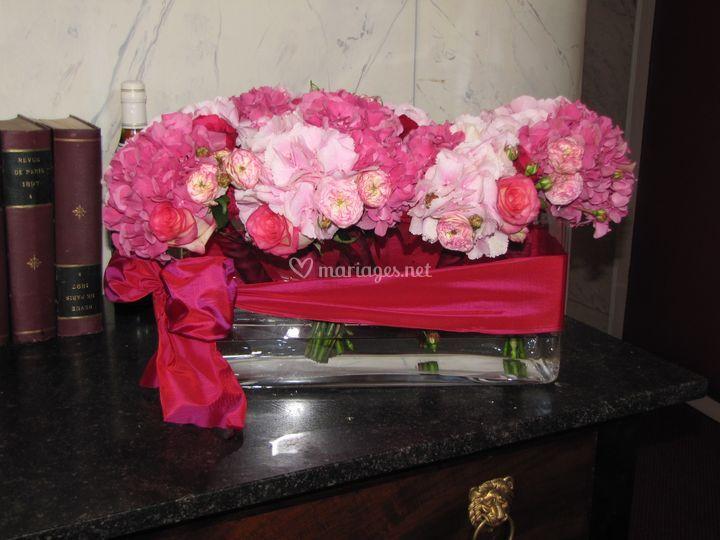 Bouquets des demoiselles